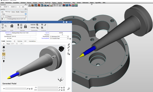 CAM integration solution from WinTool.